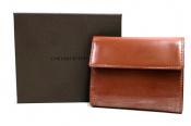 cocomeister/ココマイスターより3つ折り財布が未使用入荷しました。