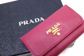 PRADA/プラダより6連キーケース入荷。