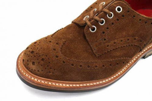 ブランド買取の革靴