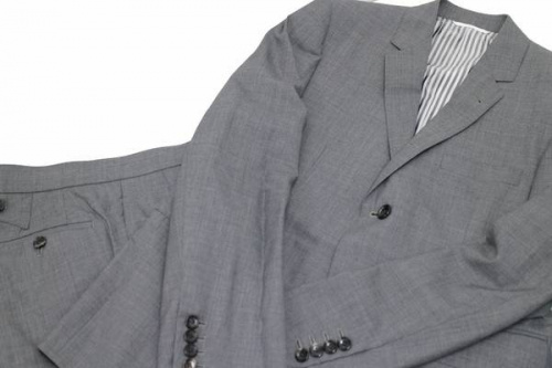 スーツの買取