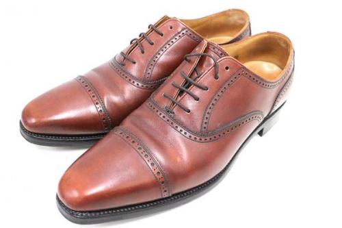 リーガルの革靴