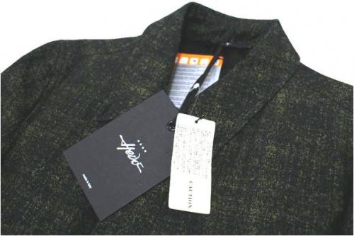 コートのステンカラー