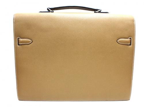 エルメスのビジネスバッグ