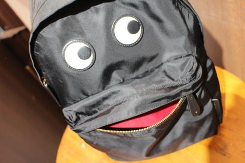 アニヤハインドマーチのバックパック