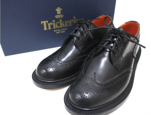 ドレスシューズのTricker's