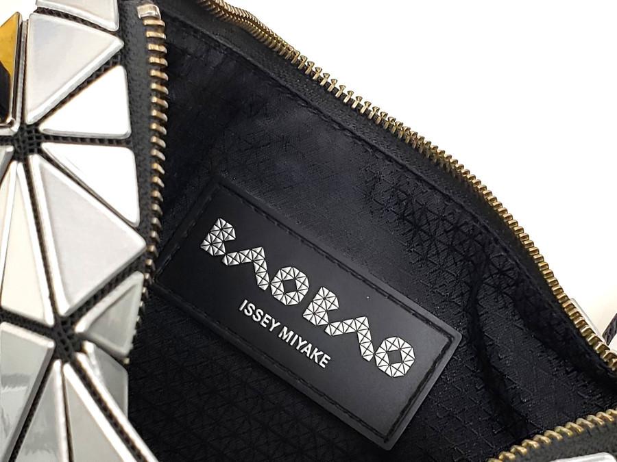 バオバオ イッセイミヤケのプリズムショルダーバッグ