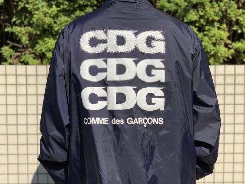ドメスティックブランドのCDG COMME des GARCONS