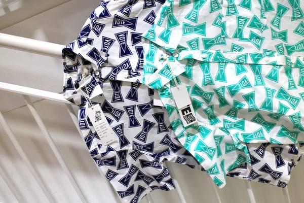 海の似合うアメリカンヴィンテージRon Herman×VOTE MAKE NEW CLOTHES【トレファクスタイル戸越銀座店】