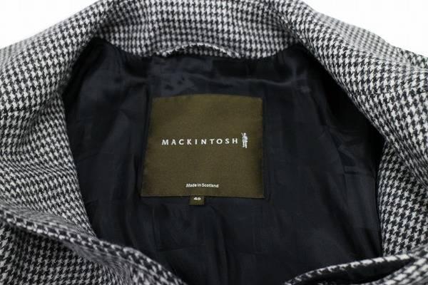 大人の嗜み。MACKINTOSH/マッキントッシュのコート入荷しました。【古着買取トレファクスタイル戸越銀座店】