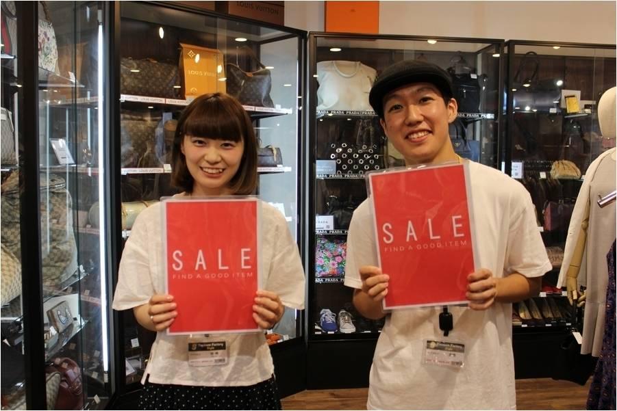 戸越銀座店、過去最多のセール量!!