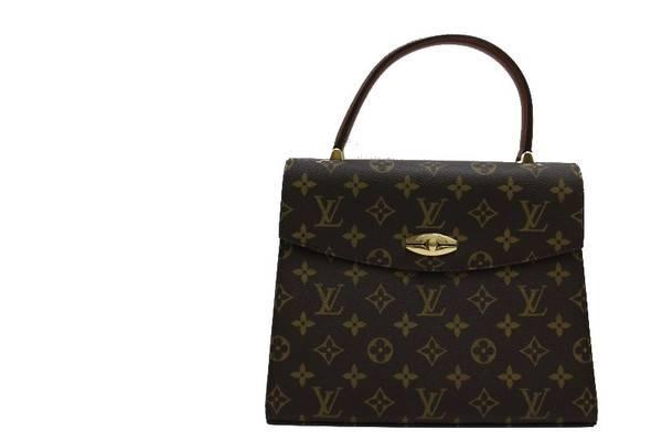 エレガントなシンプルさ。LOUIS VITTONハンドバッグ入荷しました。