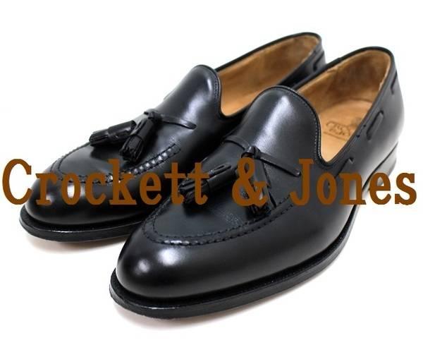 Crockett & Jones/クロッケット&ジョーンズより上品なタッセルローファー入荷しました!!