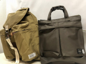 PORTER×KAPTAIN SUNSHINEよりバッグが入荷いたしました!