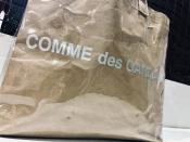 コム デ ギャルソン/COMME des GARCONS ビニールトートバッグ入荷いたしました。