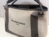 BALENCIAGA(バレンシアガ) よりキャンバストートバッグが入荷致しました!