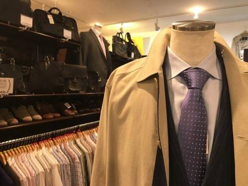 スーツのセレクトショップ