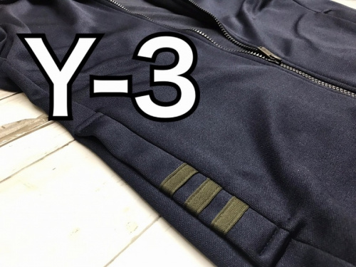 ドメスティックブランドのY-3