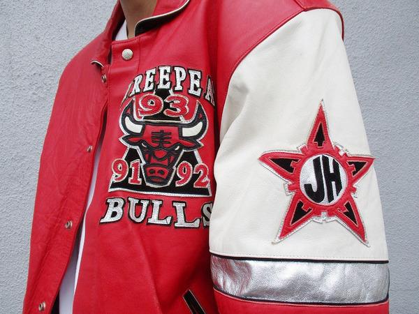 ジェイエイチデザインのレザージャケット