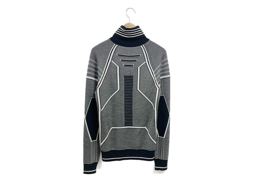 ディオールのTechnical Wool Turtleneck Sweater