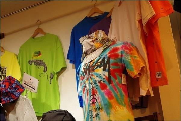 『STUSSY』Tシャツ多数入荷!!