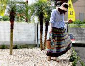 夏のリゾートスタイル【ROSE BUD】