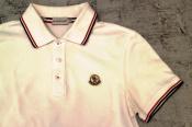 夏といえば・・・MONCLER (モンクレール) ポロシャツ。