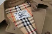 みんなの憧れ・・Burberry'sステンカラーコート。