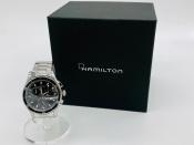 働く男たちの憧れる時計ブランドの一つHAMILTON!!