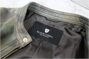【BLACK LABEL CRESTBRIDGE/ブラックレーベルクレストブリッジ】一風変わったレザージャケット入荷致しました