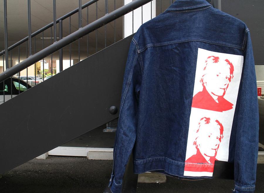 「インポートブランドのCalvin Klein Jeans×Andy Warhol 」
