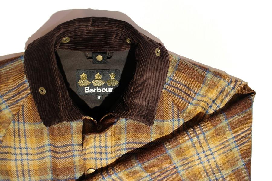 「ワークブランドのBarbour 」