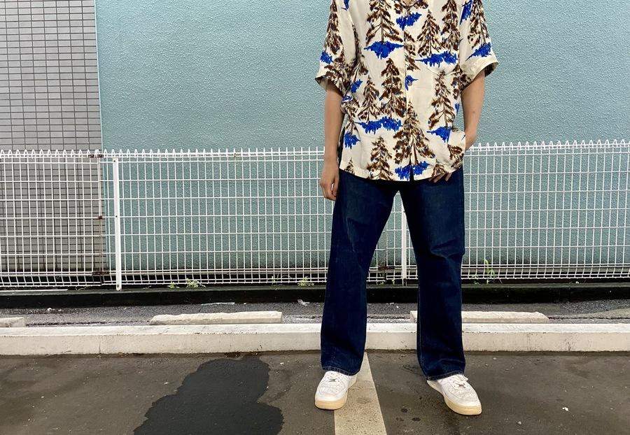 「アメカジブランドのLEV'S VINTAGE CLOTHING 」