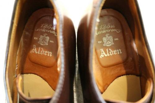ALDENのオールデン