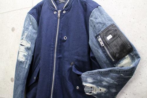 横浜 古着のデニム