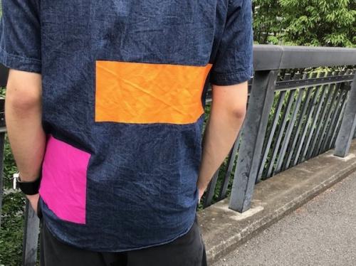 ソフネットのボタンダウンシャツ