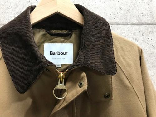 Barbourのバーブァー