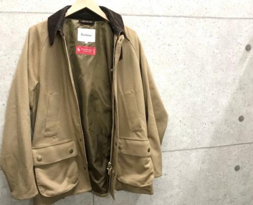 バーブァーのジャケット