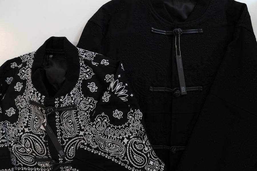 あのブランドの、、、刺繍チャイナジャケット2色同時入荷!【トレファクスタイル横浜都筑店】