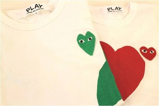 PLAY COMME des GARCONS入荷してます!!【トレファクスタイル横浜都筑店】
