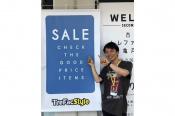 同時開催!!週末は亀戸1号・2号店のサマーセールへ!