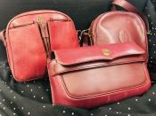 【Cartier/カルティエ】のビンテージバッグ入荷致しました!!