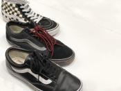 【VANS/バンズ】定番のスニーカーを紹介致します!!『古着買取トレファクスタイル亀戸2号店』