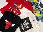 【adidas/アディダス】夏におススメのTシャツご紹介します!!『古着買取トレファクスタイル亀戸2号店』
