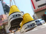 【CONVERSE/コンバース】夏に履きたいフレッシュなスニーカーが入荷!『古着買取トレファクスタイル亀戸2号店』