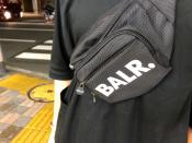 【BALR./ボーラー】ラグジュアリーなバッグでお出かけしましょう。