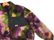 【STUSSY/ステューシー】幻想的なカラーリング。stussy リバーシブルボアジャケット (micro fleece jacket)入荷致しました。