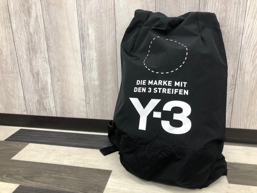 「ストリートブランドのY-3 」