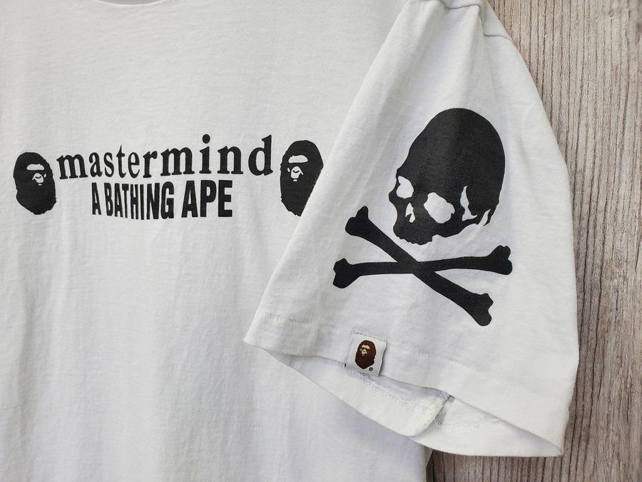 「ストリートブランドのA BATHING APE×mastermind JAPAN 」