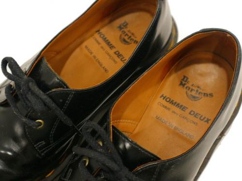 マーチンの靴