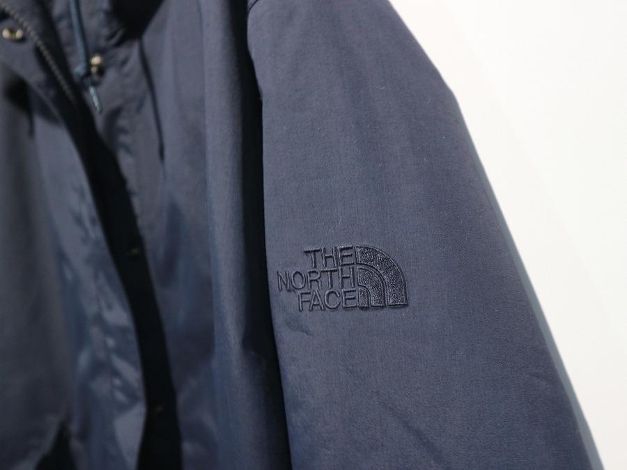 ザノースフェイスのFishtail Triclimate coat